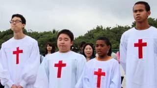当日は台風直撃が懸念されていましたが、祈りと主の祝福にあって 奇蹟的...