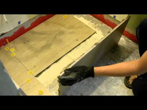 Extreme DIY   Waterproof Bathroom Floor