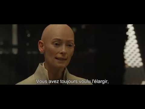 Doctor Strange - Extrait : La guérison