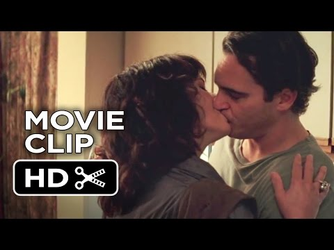 Irrational Man Movie CLIP - I'm Blocked (2015) - Joaquin Phoenix, Emma Stone Movie HD