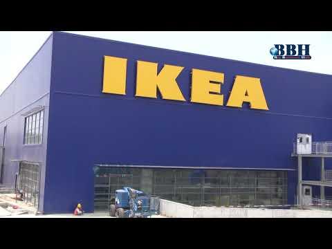 IKEA Telangana today announced the installation of IKEA's wordmark - 2018