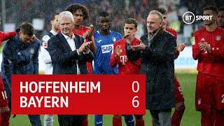 Hoffenham vs Bayern Munich (0-6) | Bundesliga highlights