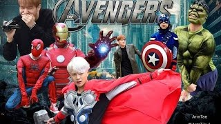 [HD] Avengers 3: GOTvengers   Official Trailer 2016