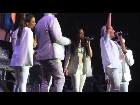 S Club 7 - Never Had A Dream Come True (Live in Glasgow, UK)