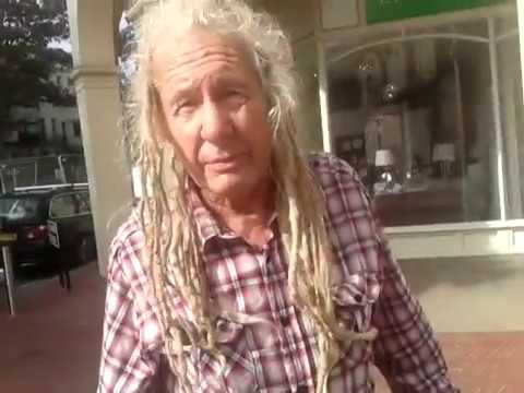 Old Hippy Nonce Caught