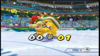 Mario & Sonic at the Olympic Winter Games: Ice Hockey