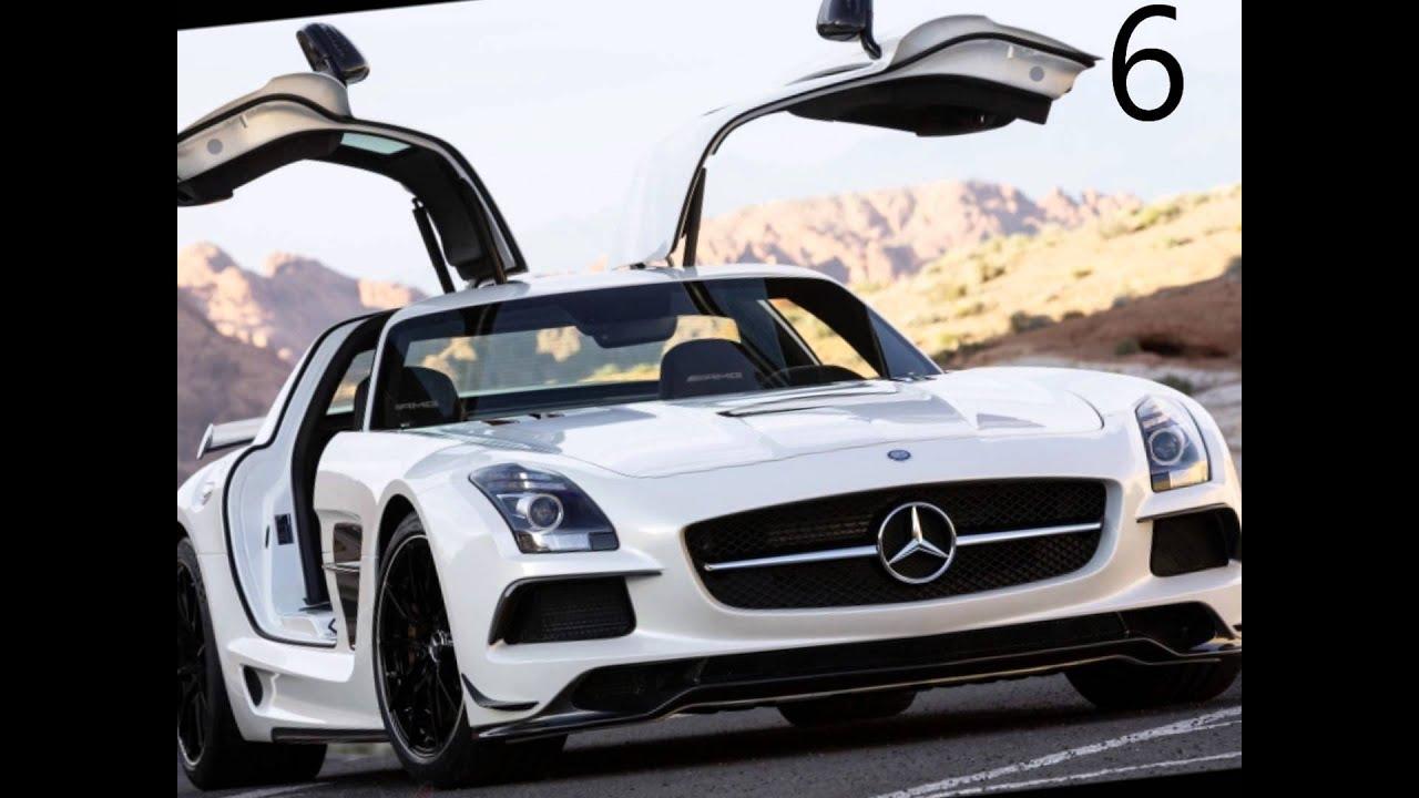 Top 10 Mooiste Auto`s