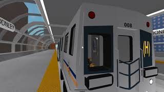 Fairview Transit (Roblox) RT #008 Line (H) Legacy Run