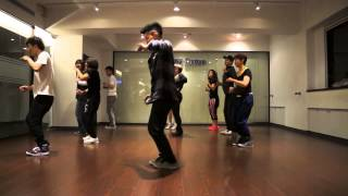 20130117 L.A style/jimmy dance A-Win老師