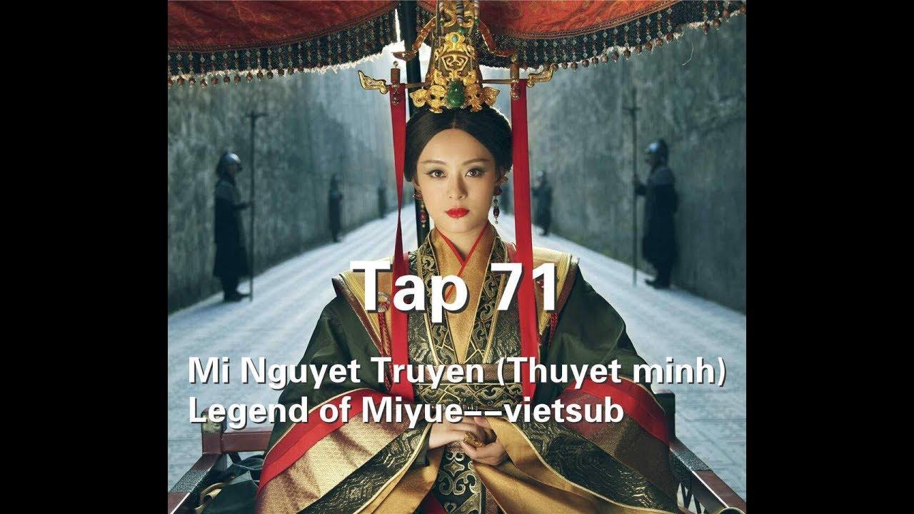 Mới Nhất Mị Nguyệt Truyện (Thuyết minh) Tập 71--Legend of Miyue--vietsub