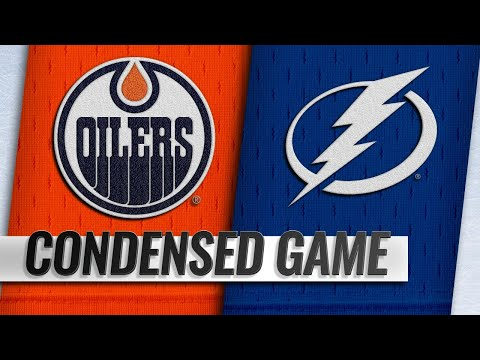 11/06/18 Condensed Game: Oilers @ Lightning