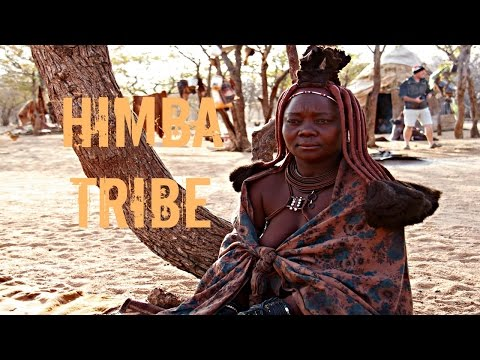 Explore The Namibian Himba tribe in Namibia Africa