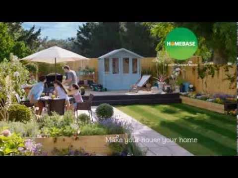 Homebase 2014 Garden TV Advert