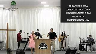 Culto  Dominical   09/08/2020