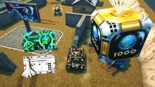 Cosmonautics Day 2018/2019 Special Gold Box Video | Tanki Online