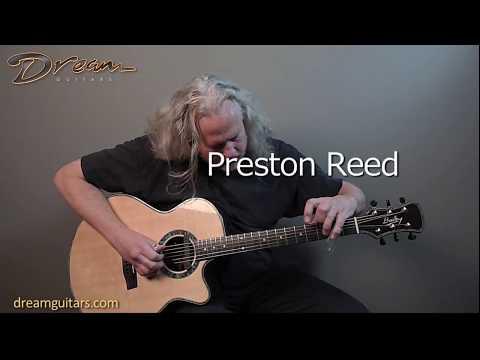"Dream Guitars Performance - Preston Reed - ""Delayed Train"""