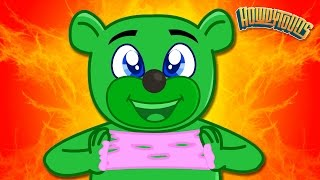 Sticky Bubblegum Song and More Funny Songs for Kids | Bubble Gum Song Collection for Kids Howdytoons