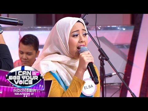 Seru Banget! Akhirnya Elsa Berduet Dengan Armada - I Can See Your Voice Episode (13/2)