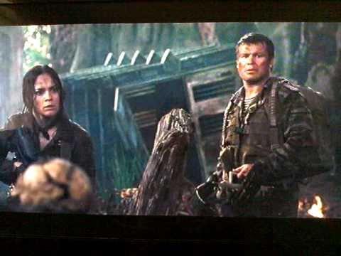 Predators Scene - First Contact
