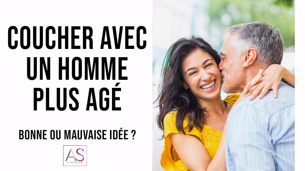 Draguer un homme plus jeune : nos conseils - Amour - Version Femina