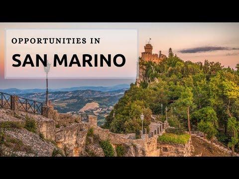 Opportunities in San Marino