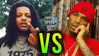 FBG DUCK VS 600BREEZY: TWITTER BEEF
