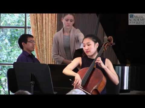 Alan Stepansky Cello Masterclass June 29, 2016