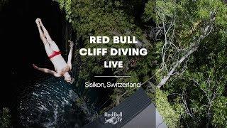 Red Bull Cliff Diving World Series 2018 - Sisikon, Switzerland