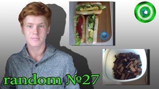 Random #27 - Как сделать хот-дог и сухарики? / How to make hot dog and crackers?