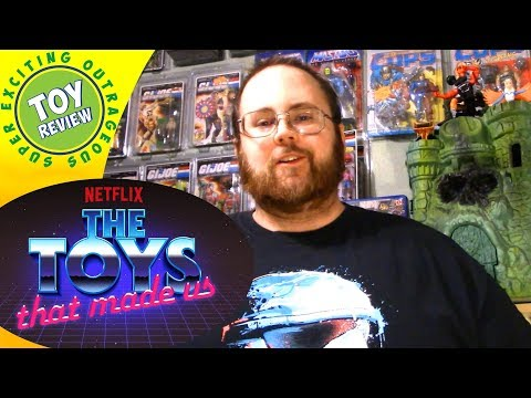 Netflix: The Toys that Made Us  SEO Toy