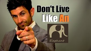 Don't Live Like An Elephant | Breaking Personal Limitations Thumbnail