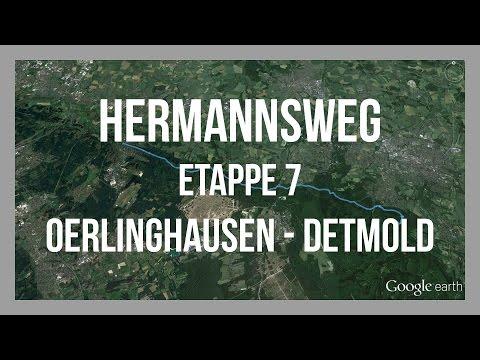 etappe-07---oerlinghausen-–-detmold-|-hermannsweg-|-gps-track