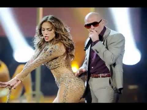 Pitbull Vs Jennifer Lopez Sexy In Ipl 2014 Opening