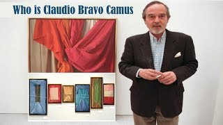 Claudio Bravo Camus : Who was the hyperrealist painter known as still lifes, portraits, paintings?