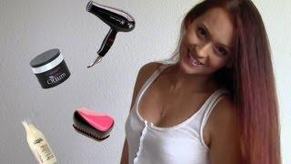 видео Ежедневный уход за волосами в домашних условиях: правила