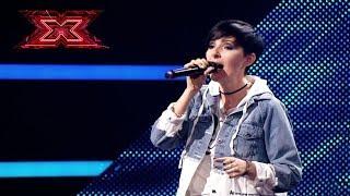 Марина Одольская – Тримай Мене – Х-фактор 10. Восьмой кастинг