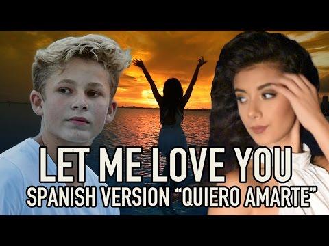 LET ME LOVE YOU (Spanish Version by Giselle Torres) - QUIERO AMARTE - DJ Snake ft. Justin Bieber