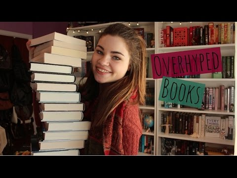 Overhyped Young Adult Books!