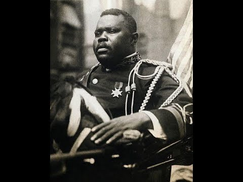 Marcus Garvey and Back to Africa Movements Why and how they went wrong
