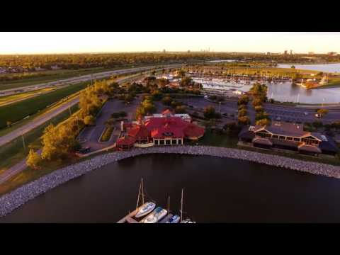 Oklahoma City Drone Video