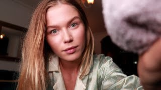 [ASMR] Mom Takes Care of You RP, Personal Attention (Very Stormy Day)