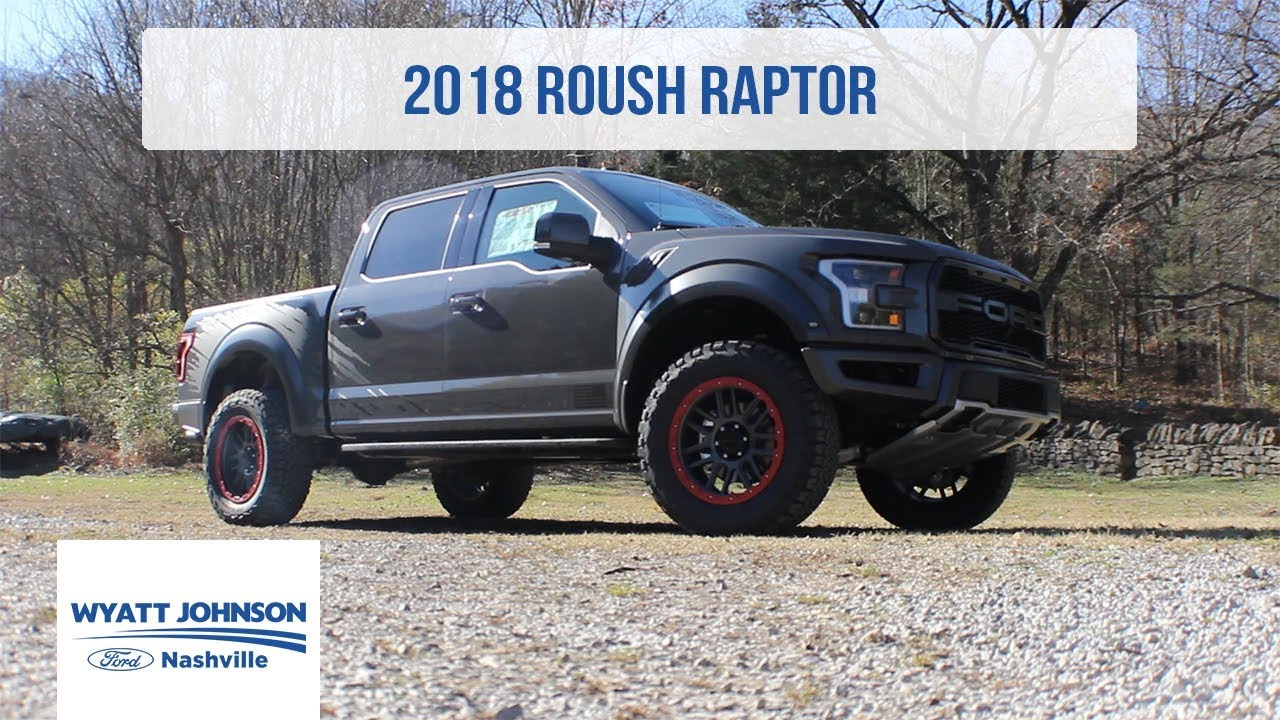 2018 Roush Raptor