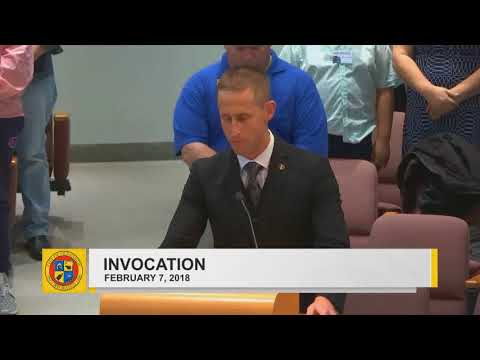 City of Oceanside Council Meeting - February 7, 2018