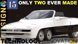15 CRAZY CLASSIC VEHICLES THAT DEFINE UNUSUAL