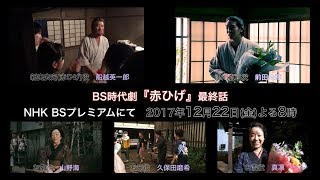 BS時代劇『赤ひげ』最終回「妊婦の覚悟」 NHK BSプレミアム:2017年12月...
