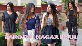 Sarojini Nagar Haul   Summer Lookbook   Tanisha Aggarwal