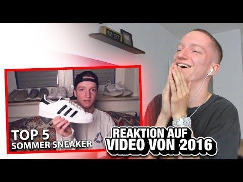 Meine Top 5 Sneaker von 2016 (Reaktion) 😂