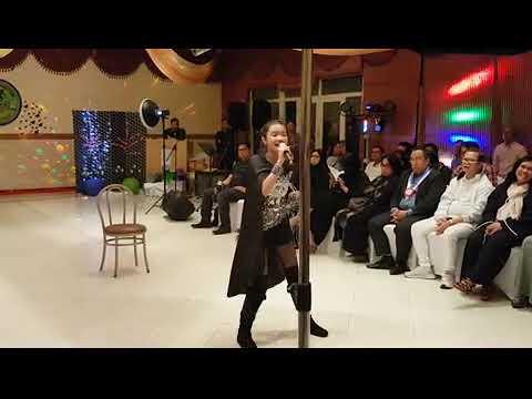 "SHAKIRA  ""SHYSHY"" _ 'BiLLiE JeAn' _ @ LayaLina Restaurant ~ LINs FIP Event, 2017"