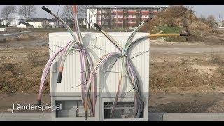 Hammer der Woche – Glasfaserkabel doppelt verlegt
