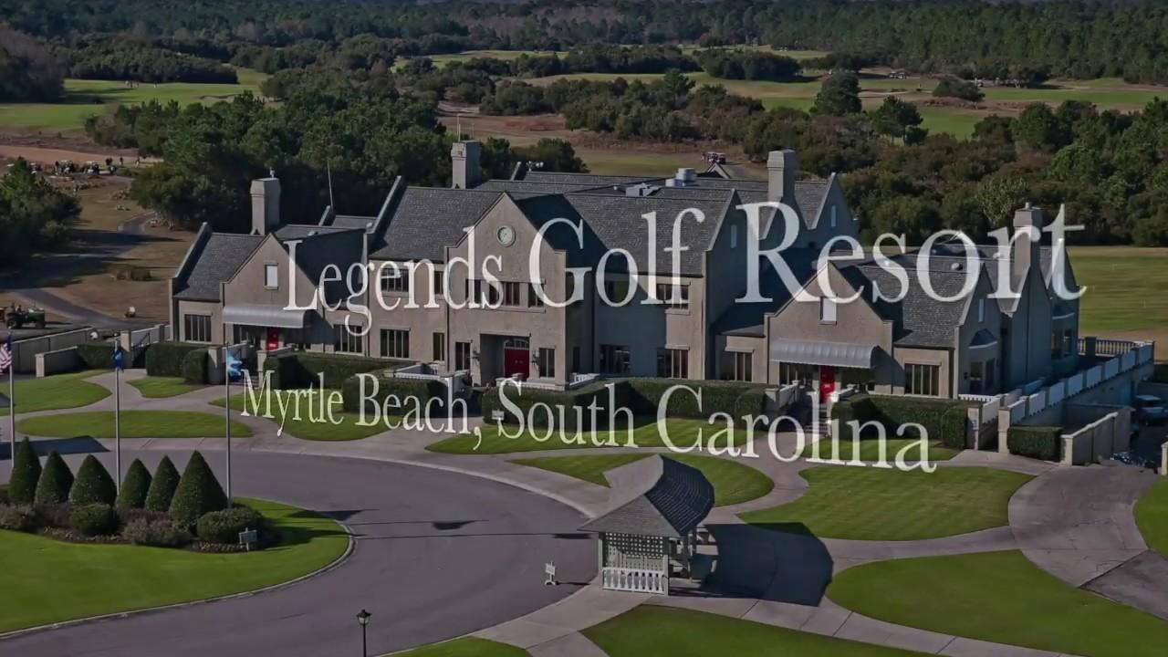 Legends Golf Resort Myrtle Beach South Carolina